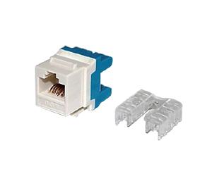 六类非屏蔽rj45数据模块TK200-1